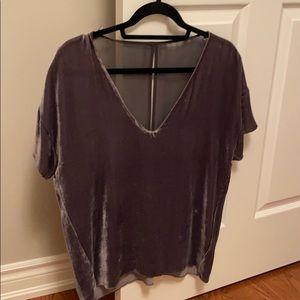 Velvet Babaton t shirt